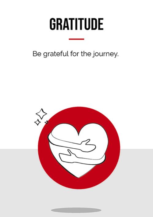 MHCO Core Values - Gratitude