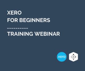 xero training webinar mhco